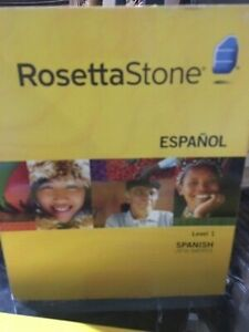 Rosetta Stone Version 3:Spanish (Latin America) Level 1