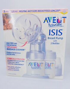 Philips AVENT Isis Manual Breast Pump (Discontinued by Manufacturer)