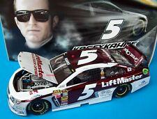 Kasey Kahne 2015 LiftMaster #5 Chevy Brilliant Color Chrome 1/24 NASCAR Diecast