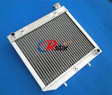 Aluminum radiator ATV Honda TRX450R TRX450 2004-2009 2005 2006 2007 2008 2009