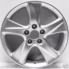 """Acura TSX 2009 2010 2011 2012 2013 2014 Silver 17"""" Replica Wheel Rim TN 71781"""