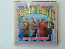 New Sealed - MYRON FLOREN & His Accordion POLKA PARTY - Readers Digest 1991 RCA
