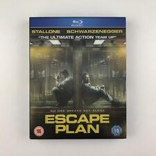 Escape Plan (Blu-ray, 2014) s