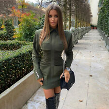 Azalie Boutique  Military Style Dress (inspired by House of CB Designs)