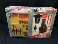 Vintage TASCO 5 Way 50x-900x Zoom Microscope Kit NIP 1986 With Storage Case