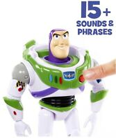 Disney Pixar Toy Story 4 True Talkers Figure - Buzz Lightyear. New And Boxed