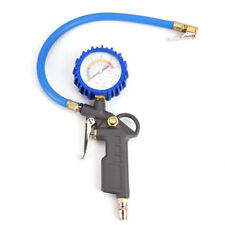 Car Dial Tire Air Inflator Pressure Gauge for motorcycle automobile zinc alloy