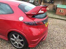 Honda Civic Mugen FN, FN2, FK Genuine Carbon Fibre Blade Spoiler 2006-2012  New!