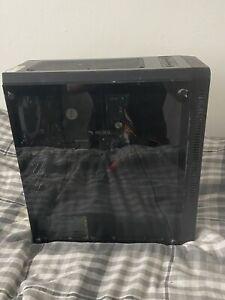 TEMPERED GLASS GAMING PC I7 3.4GHz 16 GB Ram 1TB HDD 4GB GTX 1050TI WINDOWS 10