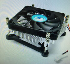 Ventilador CPU Cooler FAN Slim bajo perfil Socket 1150 / 1155 / 1156 / 1151