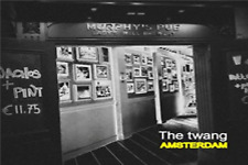 The Twang - Amsterdam 10'' VINYL EP NEW (3RD APRIL)