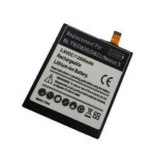 Batteries LG Nexus 5 pour téléphone mobile et assistant personnel (PDA) pour 1801 - 2800 mAh