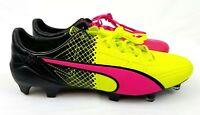 NEW! Puma evoSPEED SL II Leather TRICKS FG Soccer Cleat Men's Sz 10-  $240