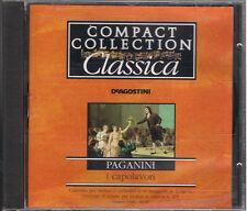 CD - DE AGOSTINI - COMPACT COLLECTION CLASSICA i capolavori - PAGANINI