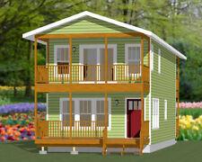 18x40 House - 3 bedroom 2 bath - 1,292 sqft - Pdf Floor Plan - Model 7A
