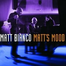 MATT BIANCO - MATT'S MOOD  CD NEW+