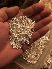 .999 Fine Silver Bullion— Silver Shot & Nuggets — 5 Gram - Ship W/tracking