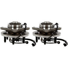 Pair (2) Front Wheel Hub Bearing for 2006 Ford F-150 4WD/AWD ONLY-6 Stud