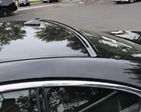 Black color BTR Painted for 2013-2018 NISSAN SENTRA-Rear Window Roof Spoiler