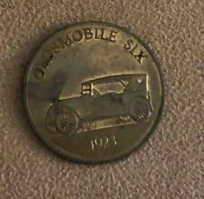 1923 Oldsmobile Six Car Collectible Bronze Coin Franklin Mint