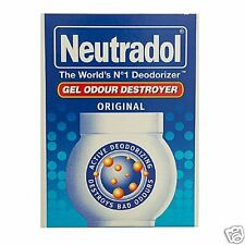 3 x Neutradol Gel Odore Destroyer Originale