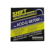Ford AODE AOD-E 4R70W Transmission Superior Shift Kit 1992-05 upgrade 76165ES