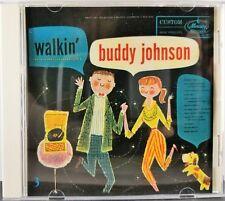 Buddy and Ella Johnson CD