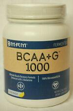 MRM, BCAA+G 1000, Lemonade, 1000g