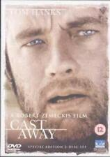 CAST AWAY CASTAWAY 2 DISC SPECIAL EDN TOM HANKS HELEN HUNT DREAMWORKS DVD L NEW