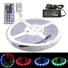 LED Stripe RGB Leiste Streifen 5050SMD Band Lichter Leuchte IP67 wasserdicht