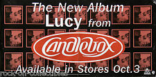 Candlebox 1995 Lucy Original Promo Poster