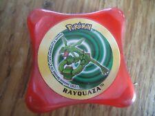 * RAYQUAZA # 95 * WAPS POKEMON Advanced Panini laser PMCE collector 2003
