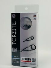 Fuji original T2-Kltg 16H10 Torzite Ring Titanium Dark Frame Guide New!