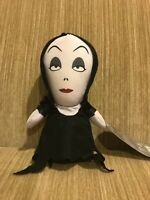 "New 2019 The Addams Family Movie 7"" Morticia Plush Toy Factory Soft"