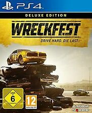 Wreckfest Deluxe Edition [Playstation 4] von THQ No... | Game | Zustand sehr gut