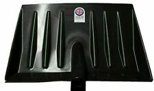 Snow Shovel Heavy Duty Black Plastic Ice Mucking Out - No Wood Handle 2 4 5