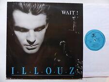 ILLOUZ Wait ! 192421   jazz