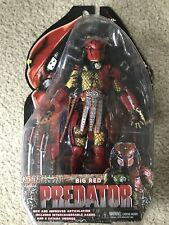 neca big red predator 7? AMAZING CONDITION AND US SELLER!!!!