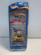 Hot Wheels 5 Car Gift Pack w Miata