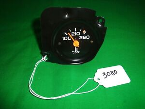 73-87 Chevy GMC Truck GM OEM Water Temp Temperature Instrument Gauge