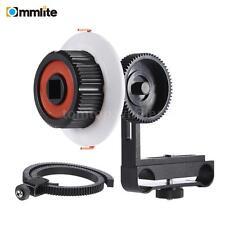 Commlite CS-FO ILDC Camera Follow Focus w/ Gear Ring Belt for Sony A7 A7II P1V1
