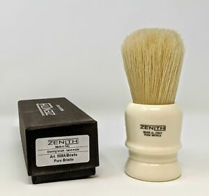 The Big One - Zenith Boar Brush With Resin Handle 31mm x 57mm Made In Italy B35
