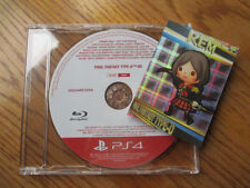 Final Fantasy Type - 0 HD PROMO – PS4 (Full promotional Game) & FF REM FOIL Carte