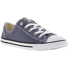 Converse All Star Dainty Oxford Womens Ladies Grey Trainers Shoes Size 4-8