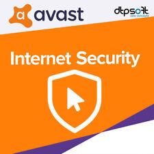 Avast Internet Security 2019 1 PC 1 Appareil 3 ans avec Firewall Avist! BE EU