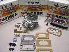 Isuzu Pickup and I-mark 1.8 Weber Carb Conversion Kit w/Genuine European Weber