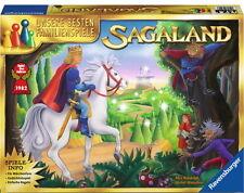 Ravensburger Familienspiel Merkspiel Sagaland 26424