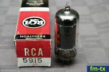 RCA 5915 - Individual heptode TUBO - Nuevo En Caja - NOS