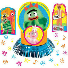 YO GABBA GABBA TABLE DECORATING KIT (23pc) ~ Birthday Party Supplies Centerpiece