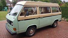VW T25 air-cooled (1970cc), Devon conversion camper van